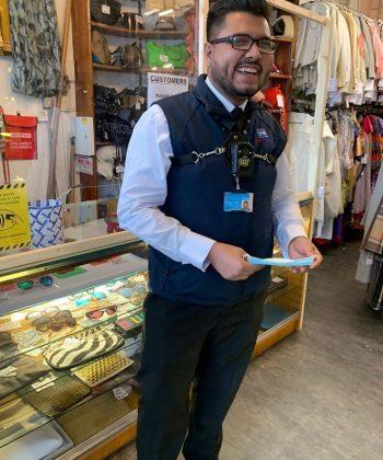 Retail Security - Rahab